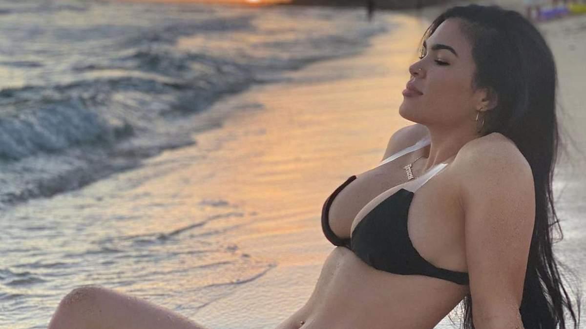 Девушка UFC Рейчел Остович: горячие фото звезды спорта