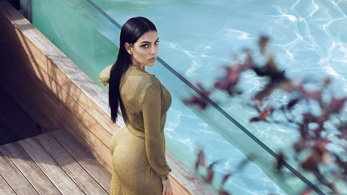 Джорджина Родрігес похизувалася розкішним тілом: гарячі фото