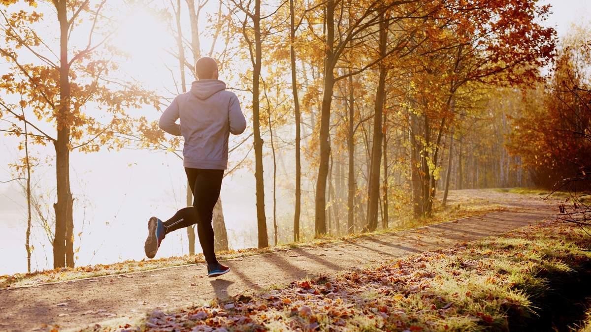 Тренування восени: 9 найпоширеніших помилок, які роблять чоловіки