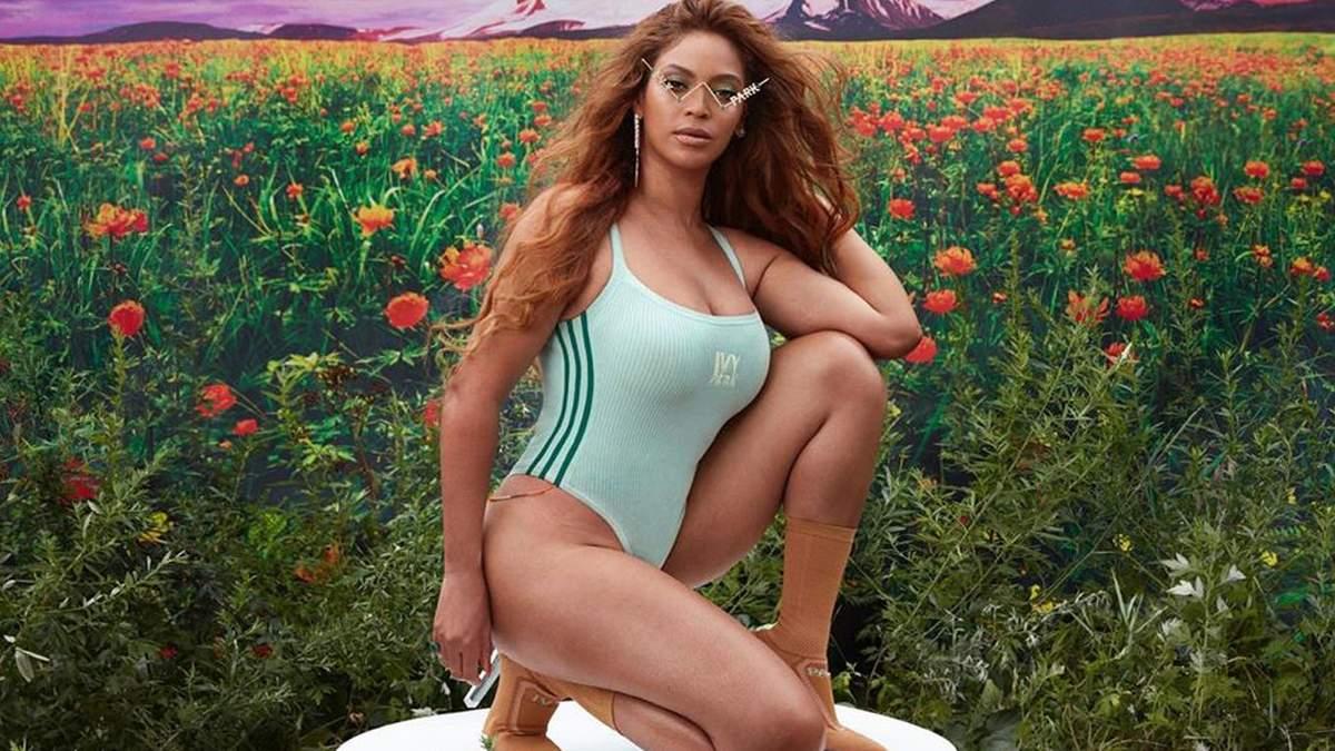 Бейонсе обнажила соблазнительные изгибы для Vogue: горячее фото певицы