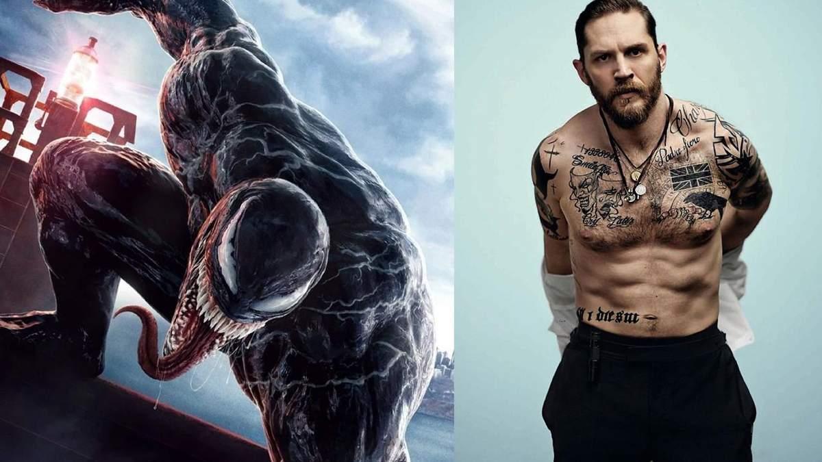 Тату Тома Харди: что означают татуировки актера Тома Харди