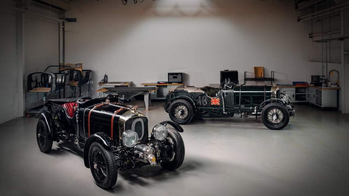 Bentley Birkin: британцы возродят легендарный винтажный автомобиль