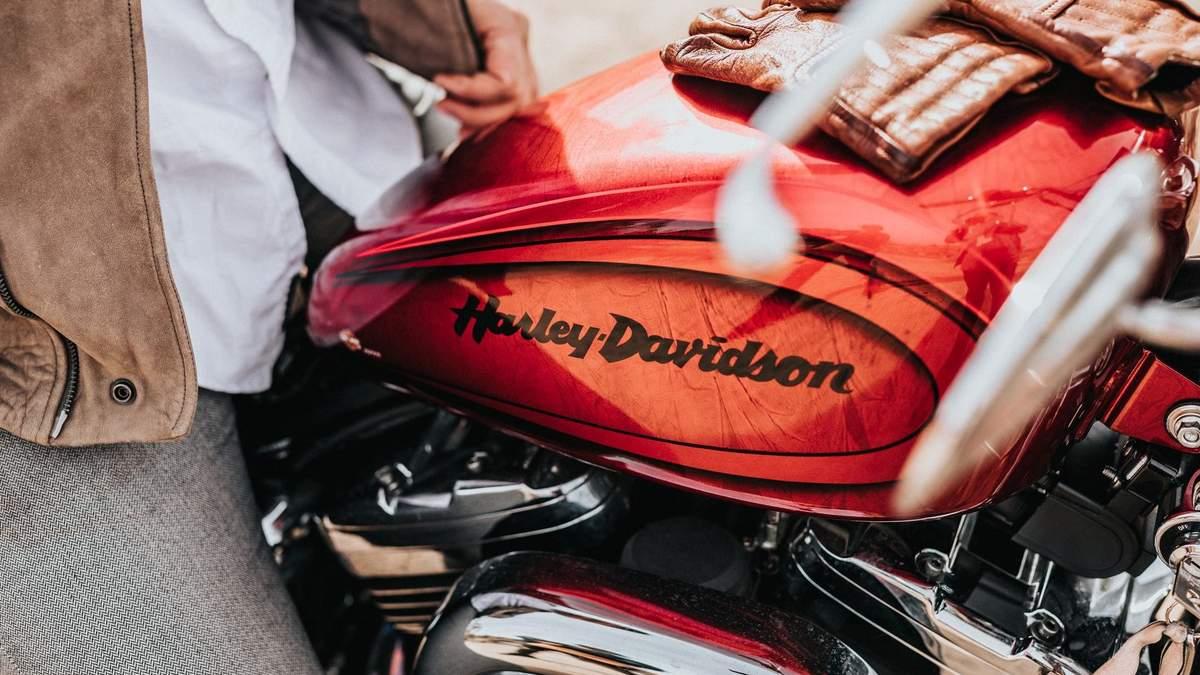 7 цікавих фактів про Harley-Davidson, яких ти міг не знати