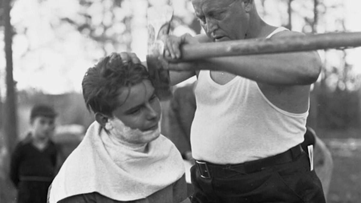 Як та чим голилися чоловіки у стародавньому світі