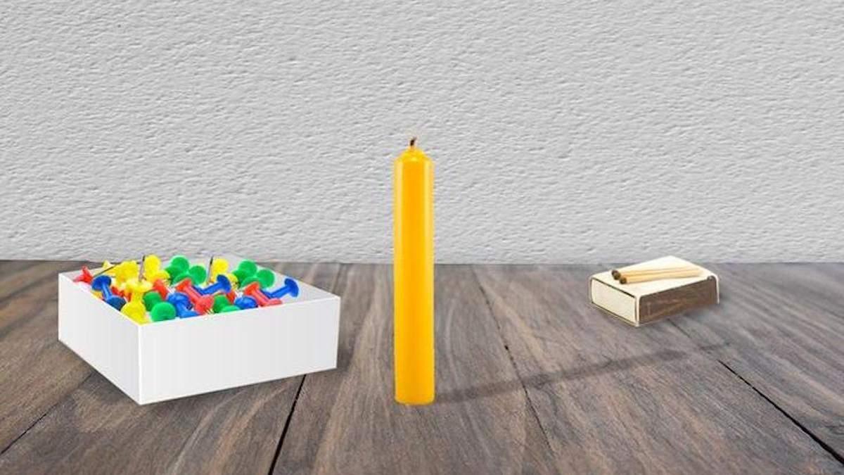Задача Карла Данкера – проблема со свечкой: ответ и как решить