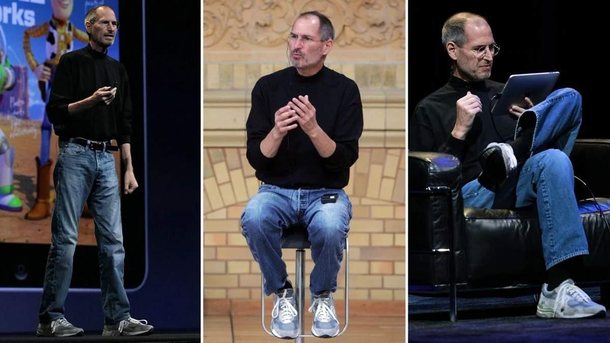Легенда про Стіва Джобса та New Balance – улюблене взуття генія