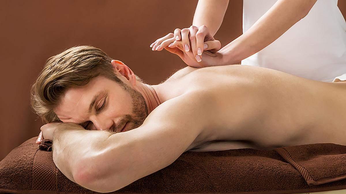 Чи дійсно чоловікові корисно робити масаж