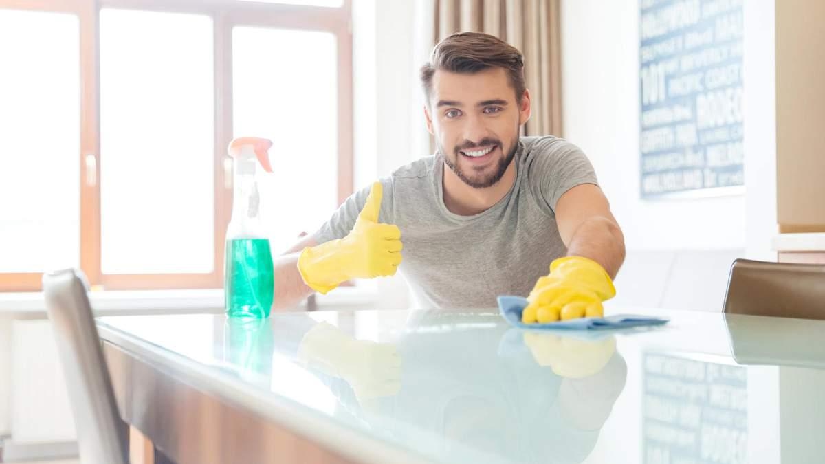 Як перетворити прибирання на повноцінне тренування: корисні поради