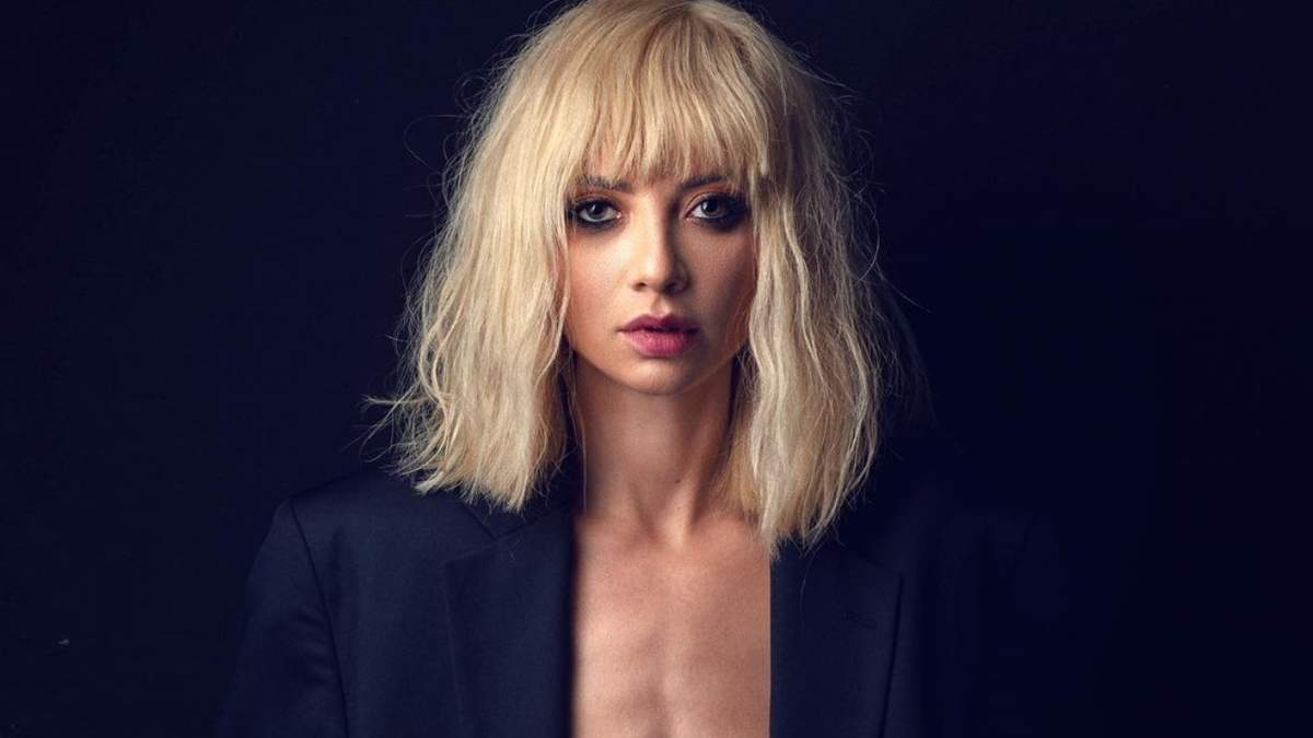 Сексуальна українська актриса знялася топлес: гаряче фото, яке розбурхало мережу
