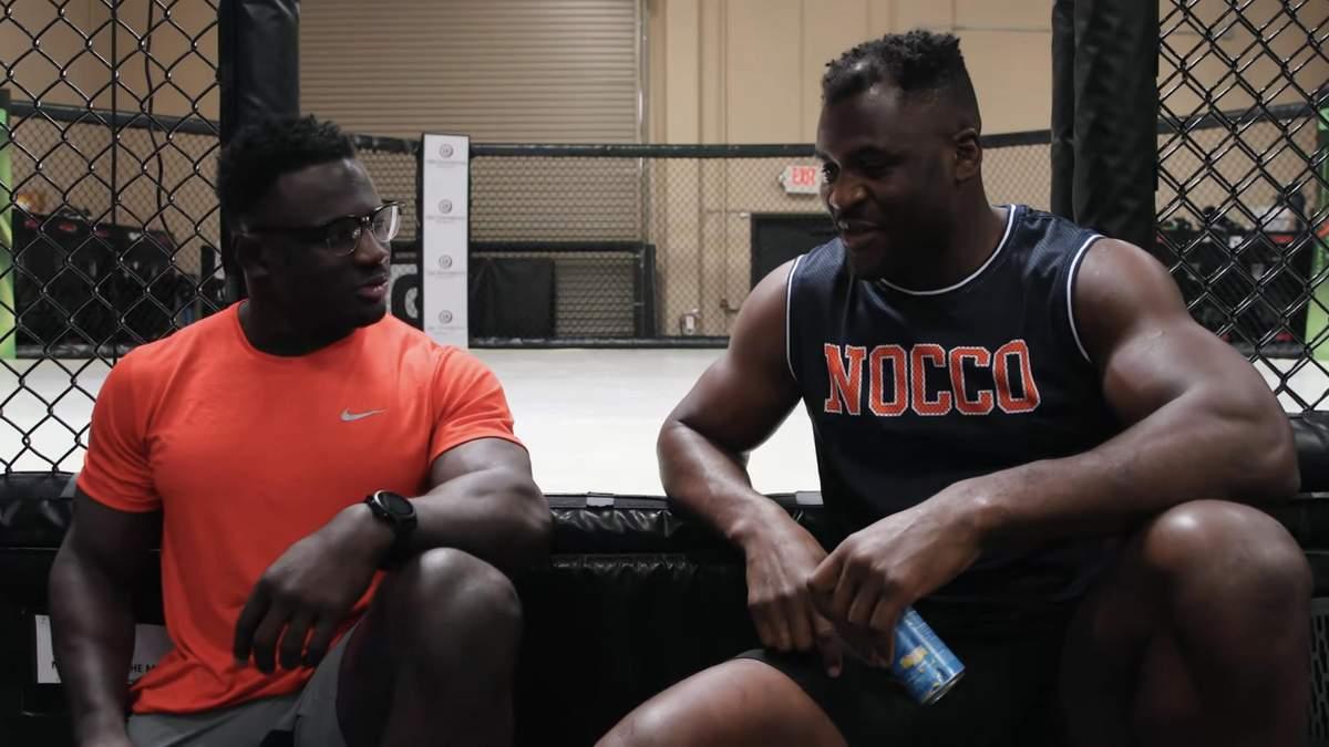 Кросфіт-спортсмен кинув виклик бійцю UFC Франсісу Нганну: відео божевільного поєдинку