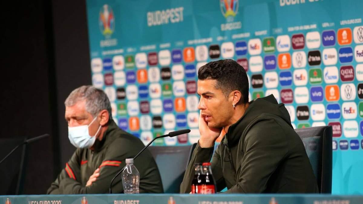 Роналду, Погба и Локателли выступили против спонсоров Евро-2020