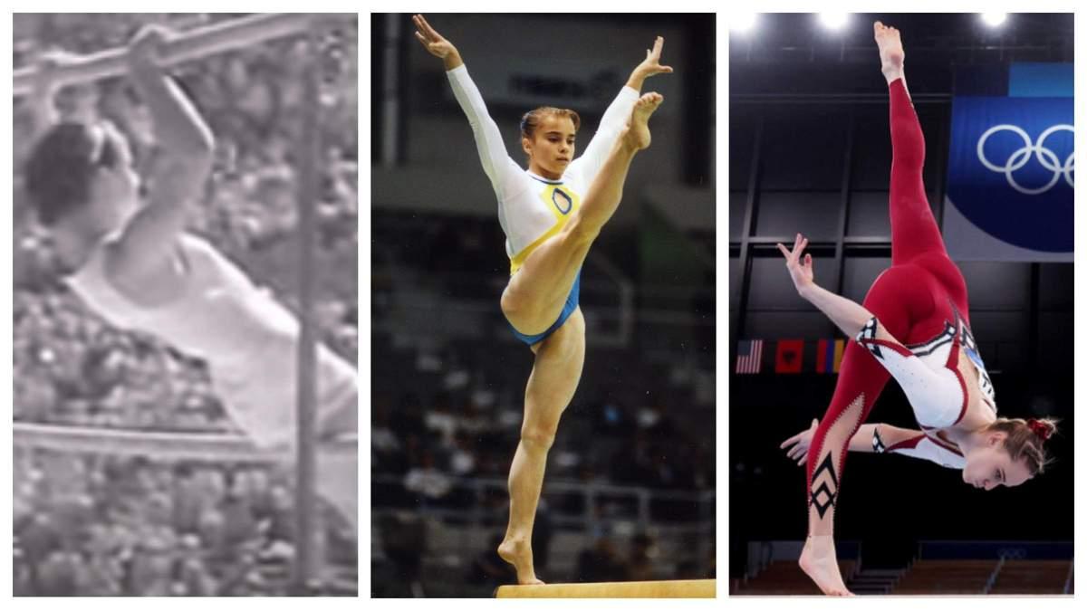 Як розвивалися жіночі олімпійські трико минулі 85 років: яскраві фото