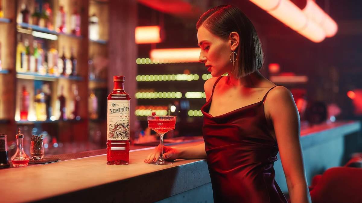 Nemiroff запустив сміливу кампанію, присвячену барній культурі