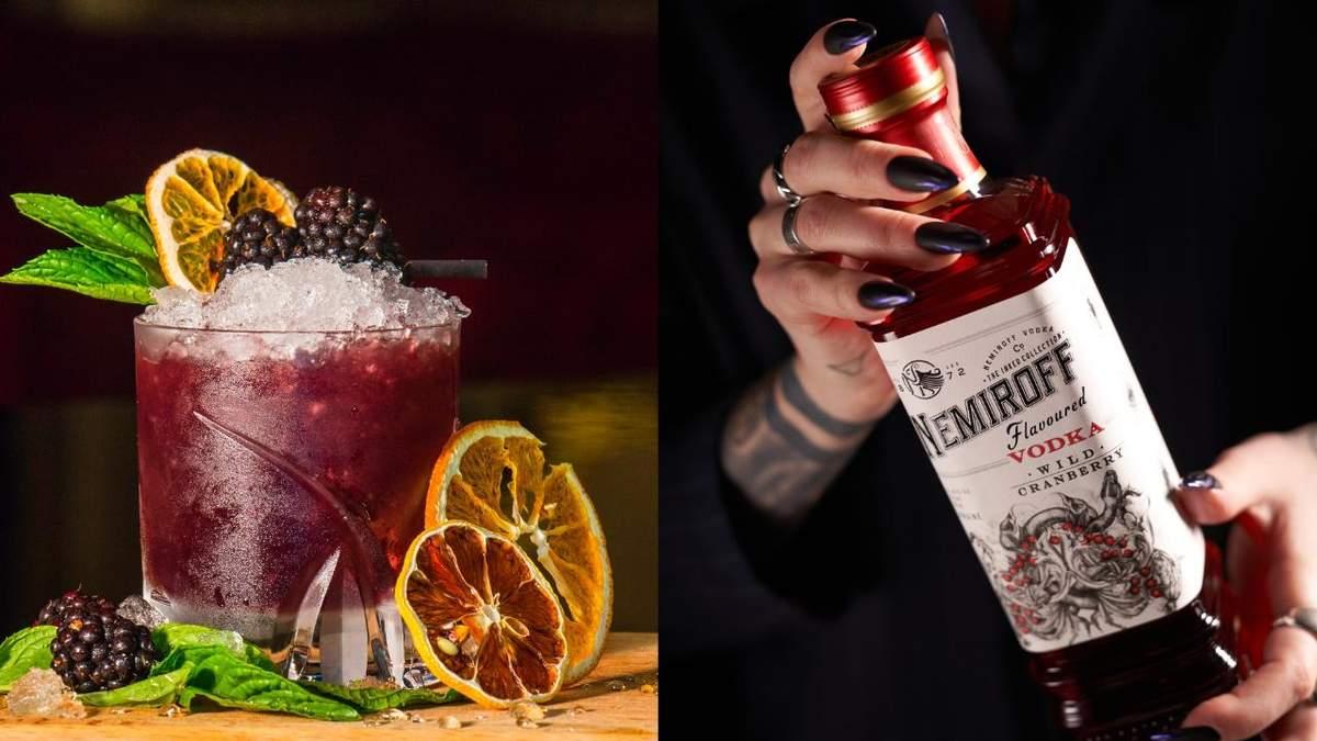 Як приготувати легкий алкогольний коктейль Nemiroff Screwdriver