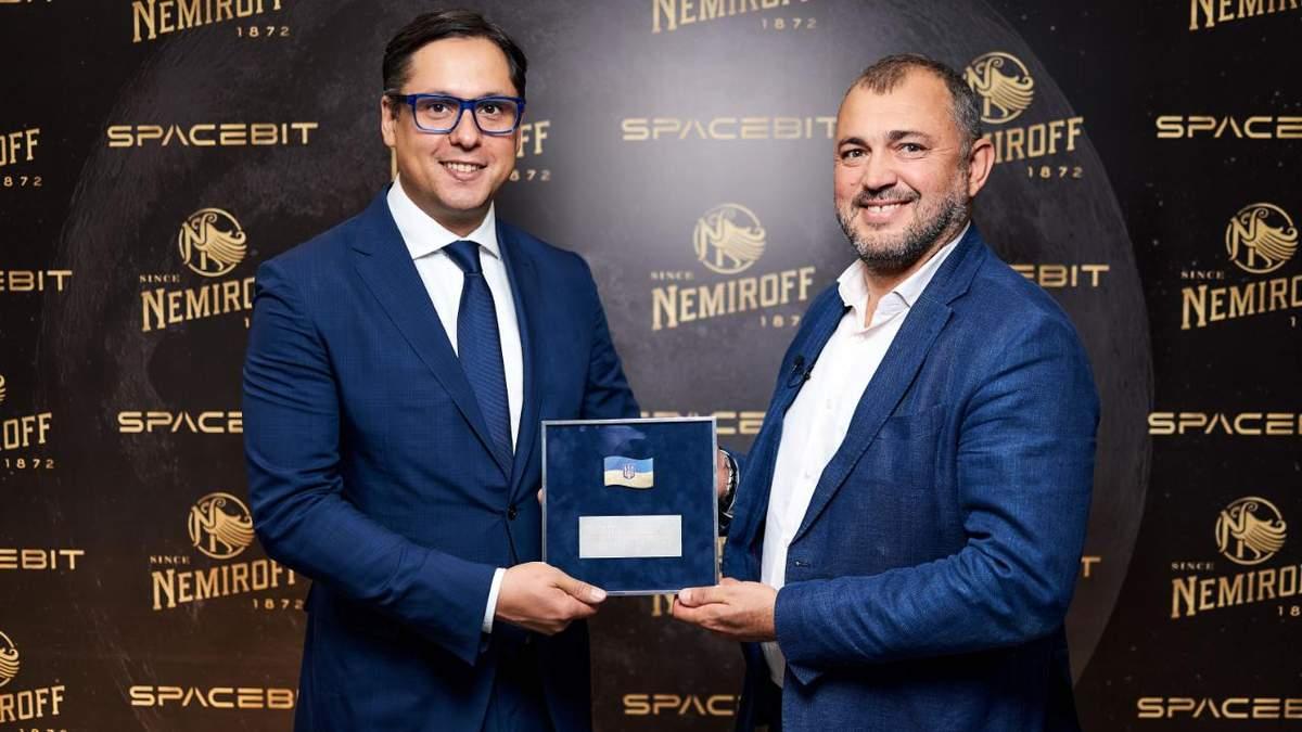 Український прапор замайорить на Місяці: деталі місії Spacebit за підтримки Nemiroff у 2022 році - Men