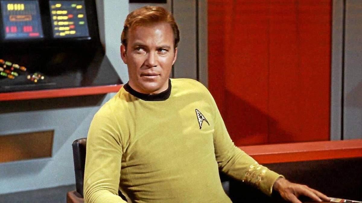 """Актор """"Зоряного шляху"""" Вільям Шетнер відправиться у справжню космічну подорож - Men"""