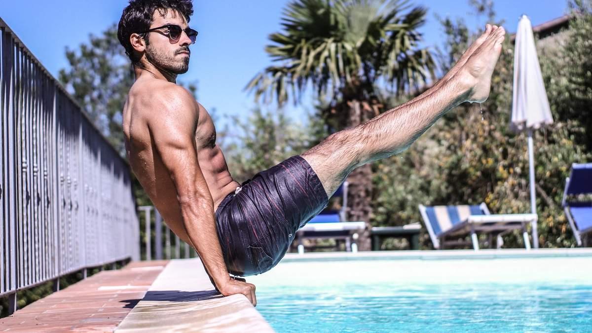 Як ефективно схуднути та наростити м'язи: потужне тренування без інвентарю - Men