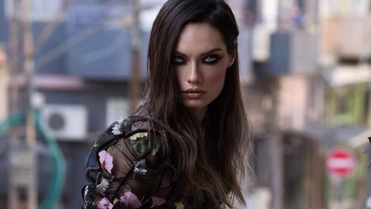 Прикрыла голую грудь на камеру: модель Таня Брык взбудоражила подписчиков горячим видео - Men