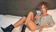 Дженніфер Лопес знялася абсолютно оголеною: гаряче фото та відео зірки 18+