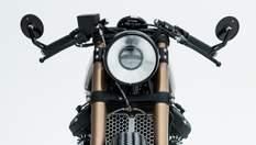 Байк дня: кастомеры из Буэнос-Айреса подарили новую жизнь Honda CX500