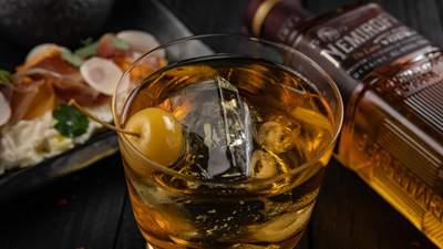В'ялена качина грудка з хурмою та коктейль Apple Honey: варіанти фудпейрингу