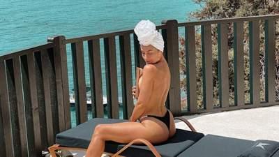 """""""Такую красоту ладонью не прикроешь"""": украинская диджей показала, как принимает ванну – видео"""