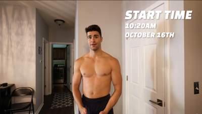 Блогер зробив 1000 відтискань за 24 години: як це вплинуло на його тіло