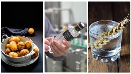Секреты водки: пшеничный спирт против картофельного – часть 3