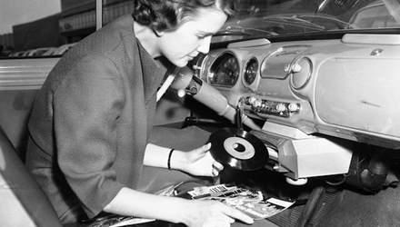 Граммофон автомобильный: странные изобретения, не дожившие до наших дней