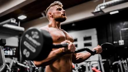 Почему не растут мышцы: фитнес-блогер дал 3 совета, как этого избежать