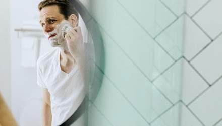 5 самых распространенных ошибок во время бритья, которых следует избегать каждому мужчине