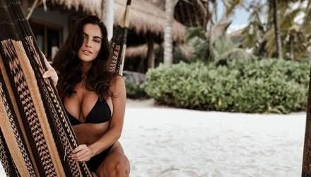 Словацька фітнес-модель розбурхала мережу голими грудьми: гаряче фото 18+