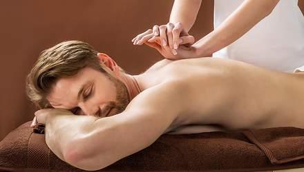 Действительно ли мужчине полезно делать массаж