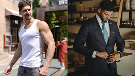 Как не нужно носить майку: 4 распространенные ошибки, которые допускают мужчины