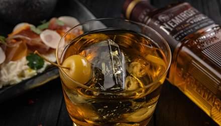 Вяленая утиная грудка с хурмой и коктейль Apple Honey: варианты фудпейринга