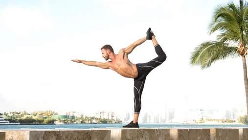 Йога для мужчин: упражнения и советы для начинающих
