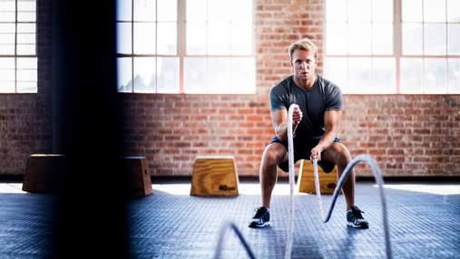 5 лучших высокоинтенсивных упражнений для мужчин, которые прокачивают все тело