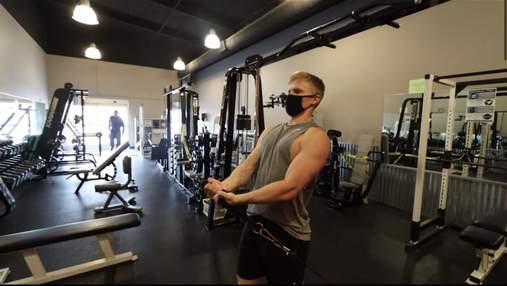 Худий хлопець 30 днів виконував вправи Шварценеггера: чи сильно змінилося його тіло