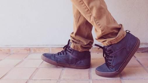 Розмір має значення: що про чоловіка може розповісти його взуття