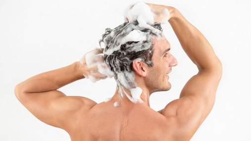 Чому чоловіку не слід користуватися жіночим шампунем