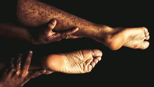 Для чого людині потрібні великі пальці на ногах
