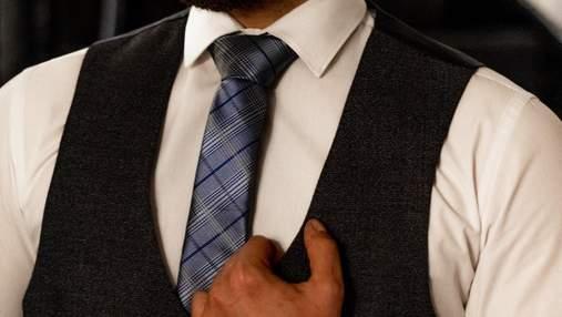 Чоловікам на замітку: 7 ознак якісної краватки