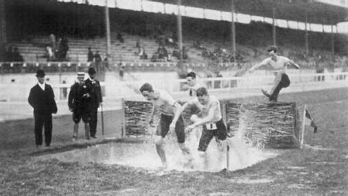 Причуды на Олимпиадах: дуэль на пистолетах и спорт для кавалерии