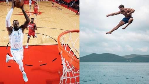 Строгая диета и тренировка ЛеБрона Джеймса: бодибилдер прожил день по графику звезды НБА