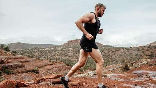 Забег, который запомнится на всю жизнь: олимпиец Райан Холл бросил себе сумасшедший вызов