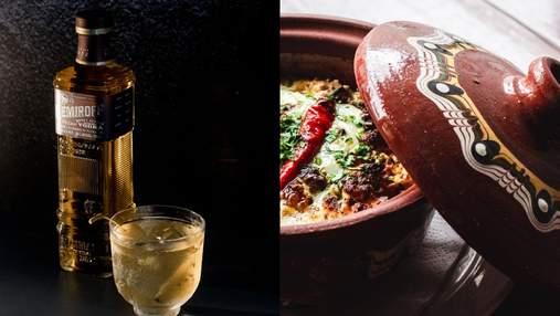 Курица с душистыми травами в тесте и коктейль Honey Apple: варианты фудпейринга