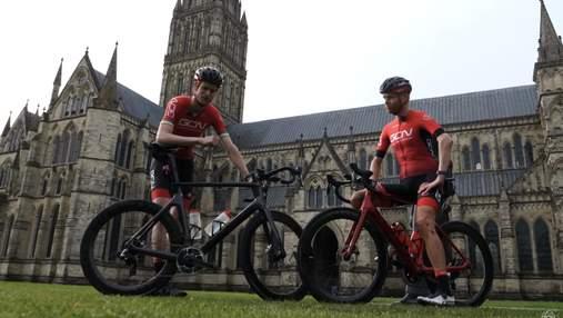 Велосипедисты попытались проехать 340 километров за день: что из этого вышло