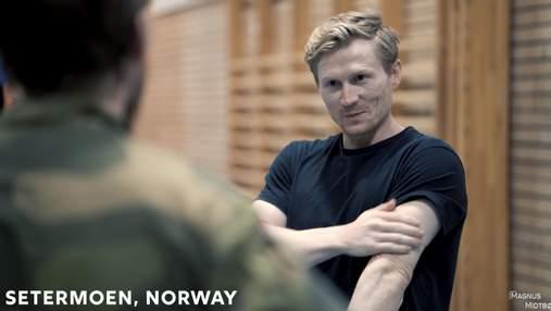 """Фітнес-тест норвезького спецпідрозділу """"порвав"""" професійного альпініста: божевільне відео"""