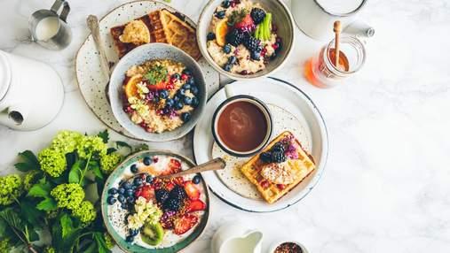 Найкращі продукти для сніданку, які допоможуть тобі схуднути