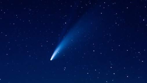 Что такое комета и чем она отличается от астероида